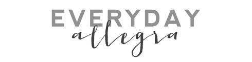 everyday allegra logo